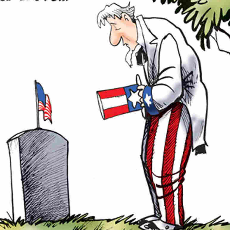Double Take 'Toons: Memorial Day 2012