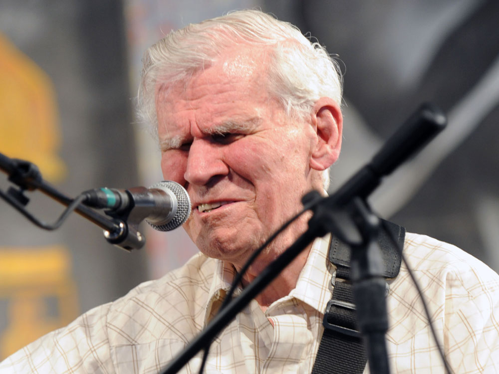 Fresh Air Remembers Traditional Music Legend Doc Watson