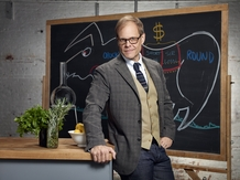 Alton Brown is the creator and host of Good Eats on the Food Network.