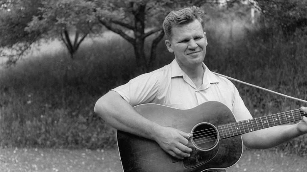 the life and music of arthel doc watson Doc watson recorded sixty albums, received seven grammy awards, and was   arthel lane watson was born in march, 1923 in deep gap, north carolina,.