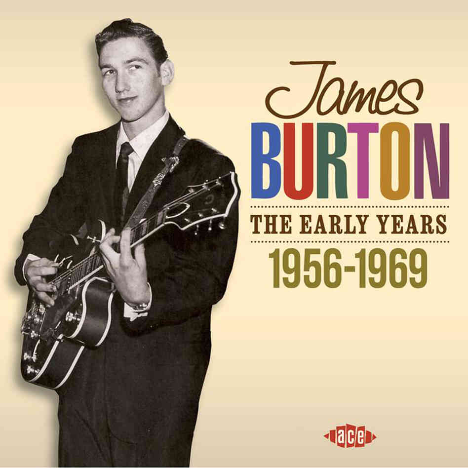 James Burton: The Early Years