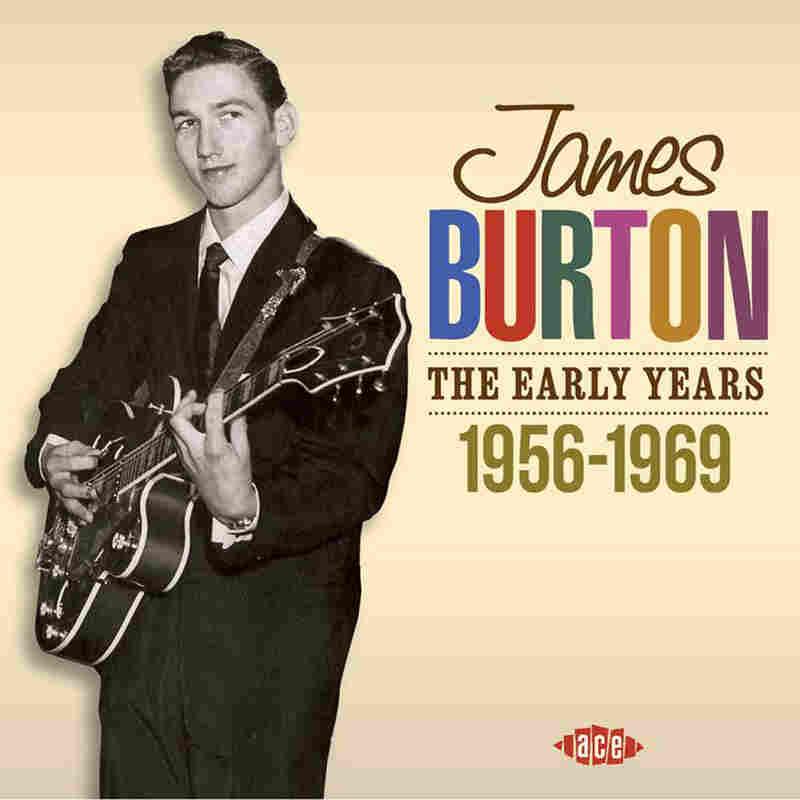 James Burton: The Early Years