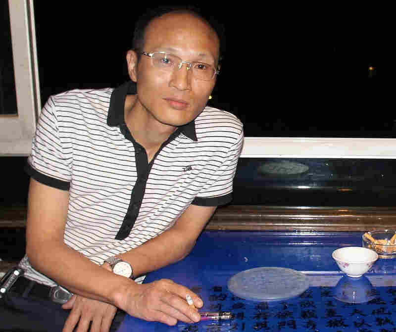 Fang Hong is seeking compensation for the year he spent in a Chinese labor camp — his sentence for a scatological tweet that mocked politician Bo Xilai and Police Chief Wang Lijun.