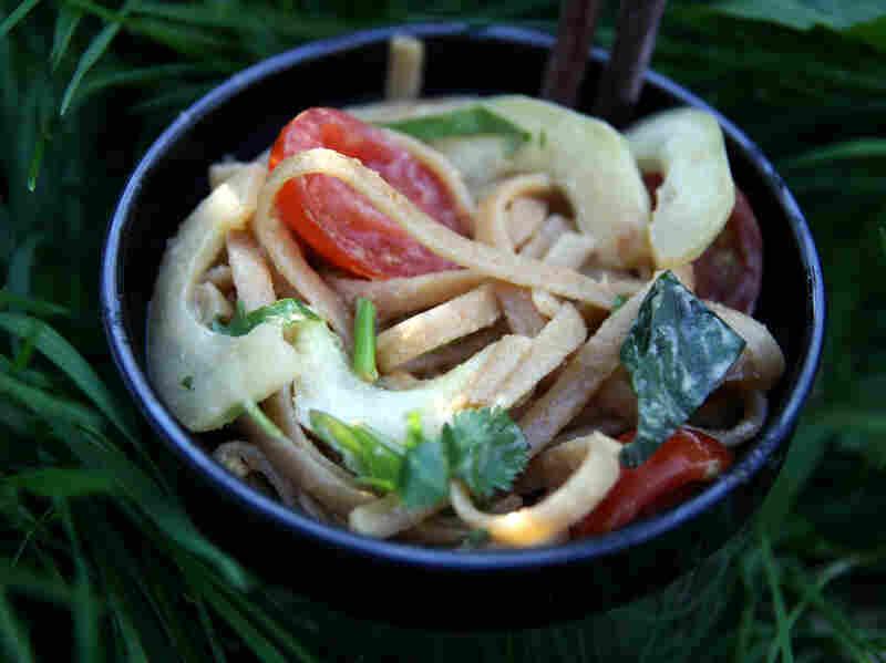 Summer Sesame Noodles