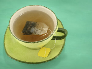 """""""Tea"""" (a social word from the 17th century) is one of the words David Crystal examines in his book The Story of English In 100 Words."""