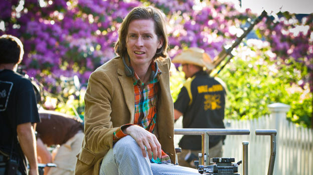 Wes Anderson's Moonrise Kingdom opened the 2012 Cannes Film Festival. He received Academy Award nominations for The Royal Tenenbaums and Fantastic Mr. Fox. (Focus Features)