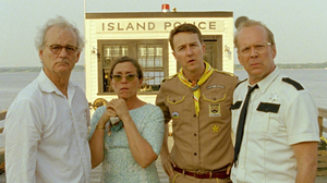 Bill Murray, Frances McDormand, Edward Norton and Bruce Willis star in the film — the story of a 12-year-old girl and boy who merge their imaginative worlds on an island off the coast of New England.