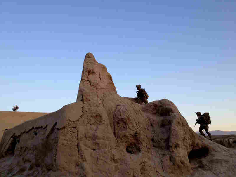 Bagi Kheyl, in the eastern province of Ghazni, is one of the villages where the 82nd Airborne has been operating as part of a broader effort to drive away the Taliban.