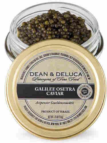 caviar from the kibbutz