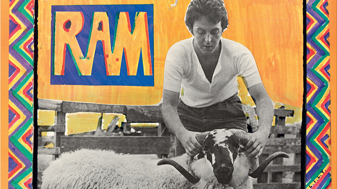 Old Music Tuesday Paul Mccartney S Ram All Songs
