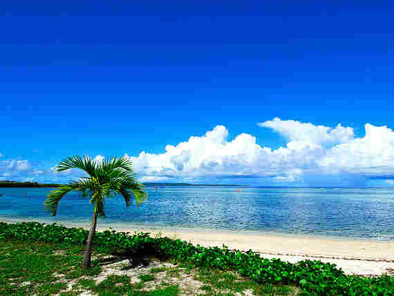 The Northern Mariana Islands: white sand, blue water, and huge pension liabilities.