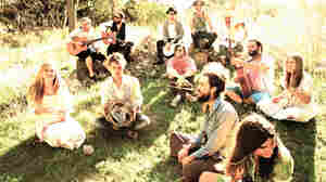 """""""There is no character, you know?"""" Edward Sharpe and the Magnetic Zeros' Alex Ebert says. """"I'm trying to be the most open and powered-by-the-universe version of myself than I can summon."""""""