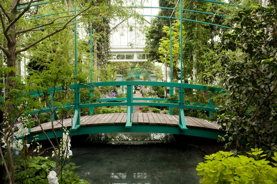 Monetu0027s Green Thumb: How Art Grew From A Garden