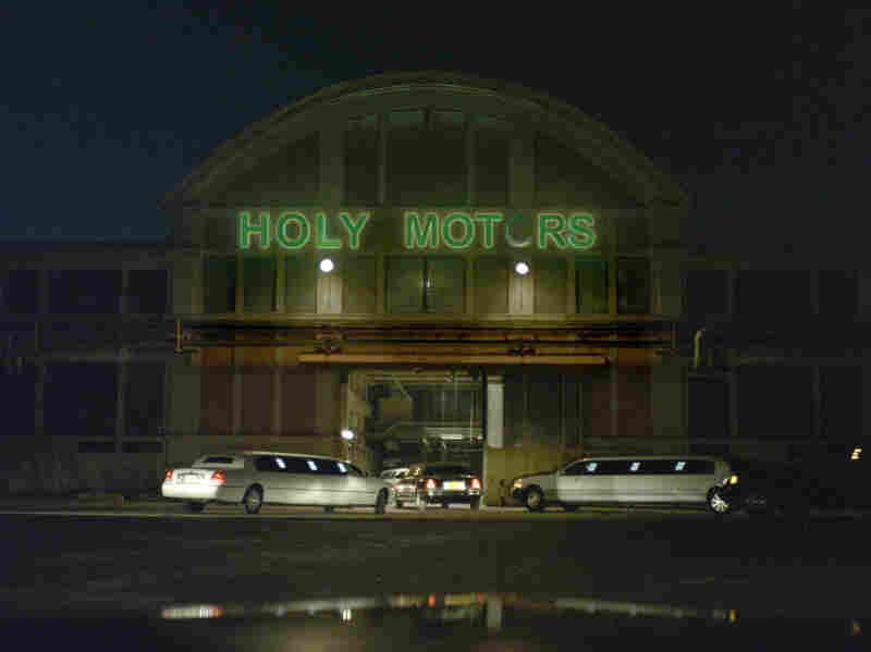 John Powers says the French film Holy Motors was the most daring film at Cannes this year.