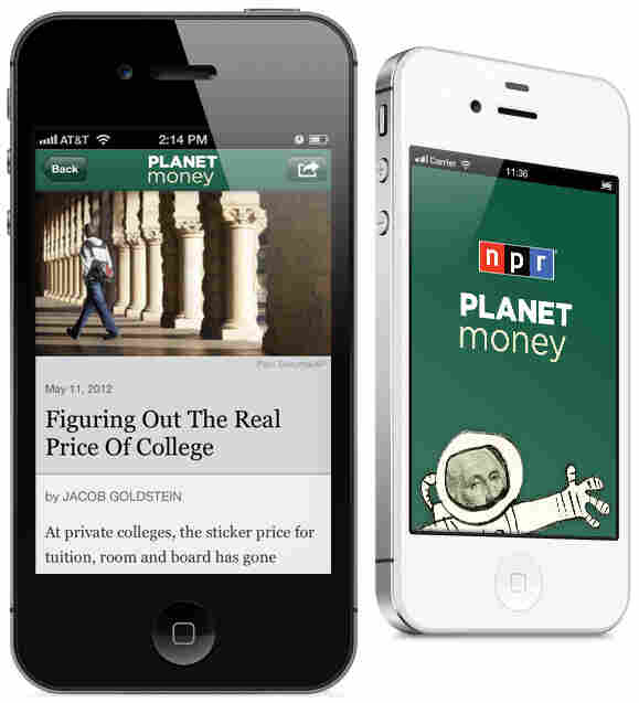 Planet Money iPhone app