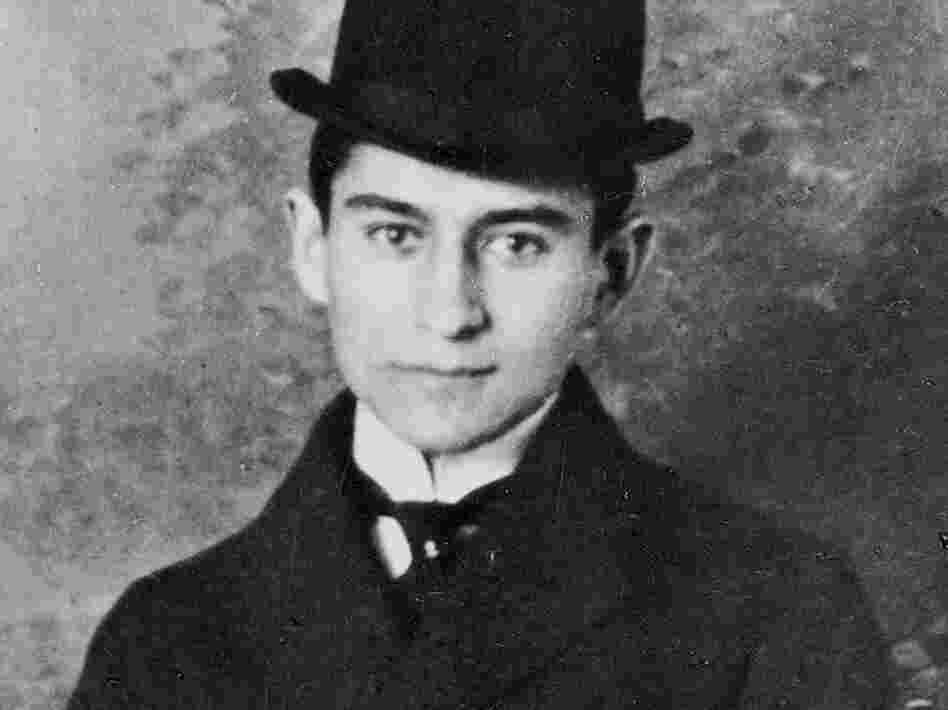 Franz Kafka (shown here circa 1905) is considered one of the 20th century's most influential writers. Before his death in 1924, he had published only short stories and a single novella, The Metamorphosis.