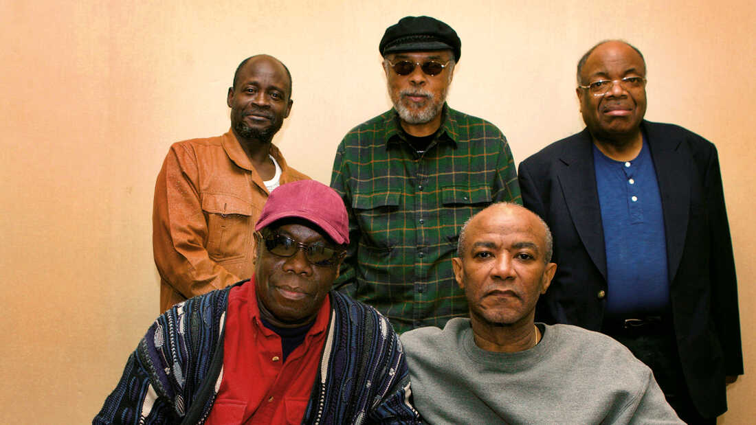 Andrew Cyrille: Haitian Fascination