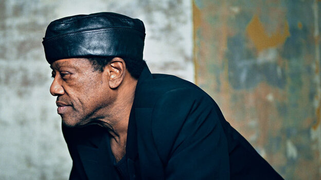 Bobby Womack's new album, The Bravest Man in the Universe, comes out June 12.