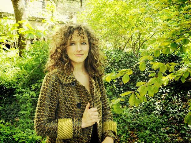 """Is it an original idea? Or is it something where you're literally a creative collagist? You're taking pieces of the world that you see around you and that are inside of you and put them together in a way that you see fit."" — Abigail Washburn (Courtesy of Abigail Washburn )"
