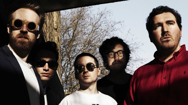 Hot Chip's new album, In Our Heads, comes out June 12.