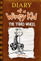 "Love is in the air in the seventh installment of the Wimpy Kid series. ""There's so much humor to be mined in the world of middle school romance,"" Kinney says. The Third Wheel will be published on Nov. 13. Click here to visit the Wimpy Kid website."
