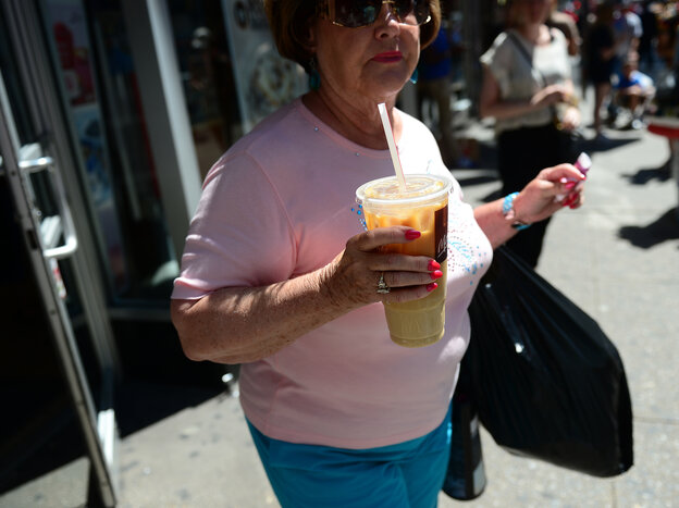 New York City Mayor Michael Bloomberg's proposed ban on large sugary drinks was so hard to swallow it caused some to call him a fascist, a word more often hurled