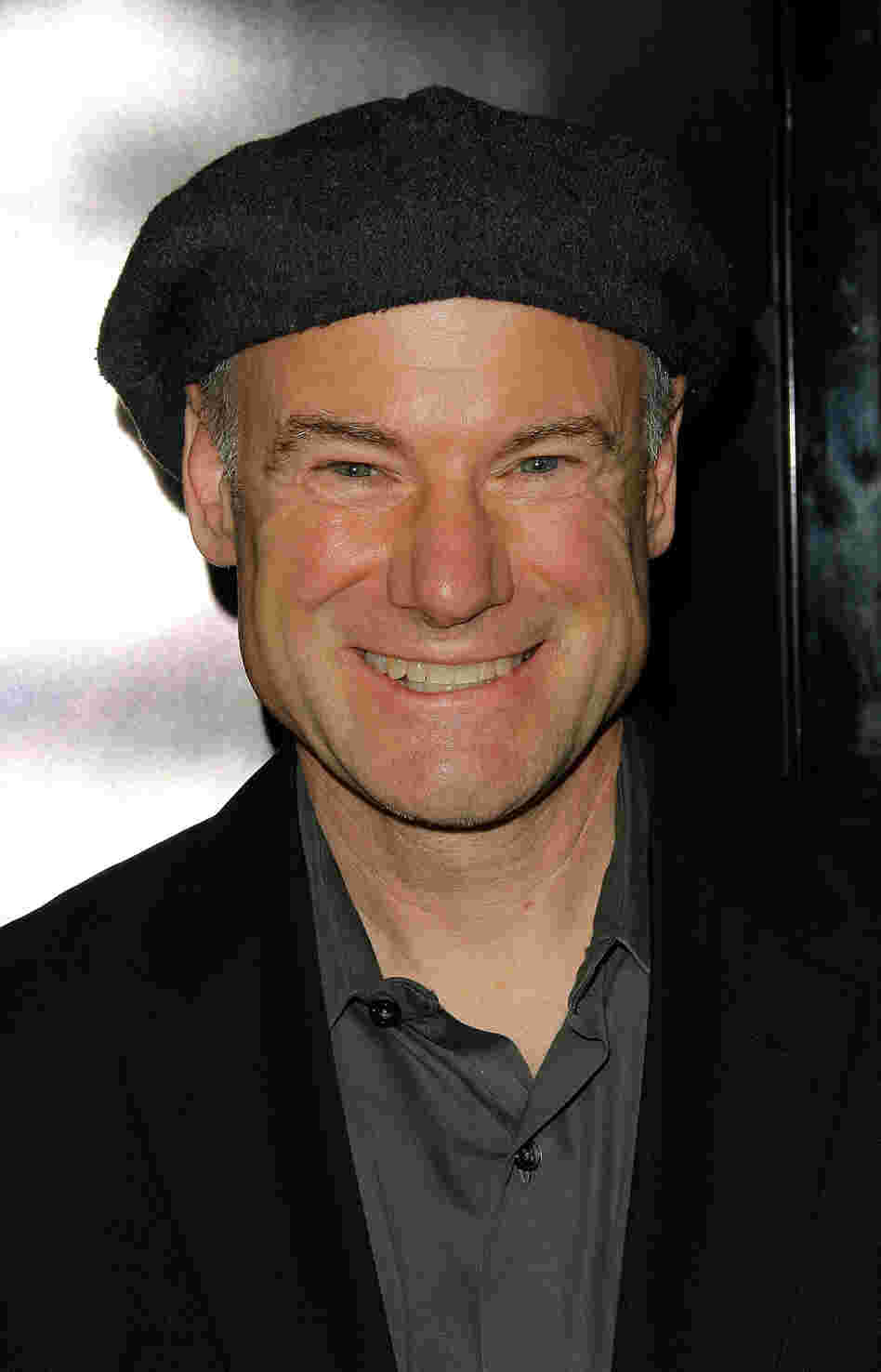 Jim Meskimen arrives at the premiere of Frost/Nixon in November 2008.