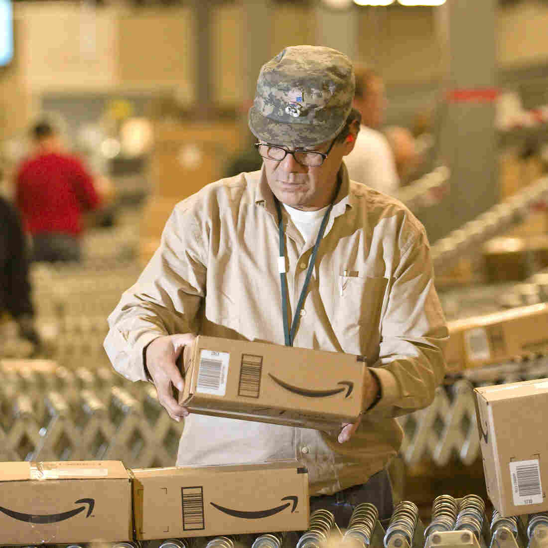 For New Jersey Shoppers, No More Sales Tax Holiday On Amazon