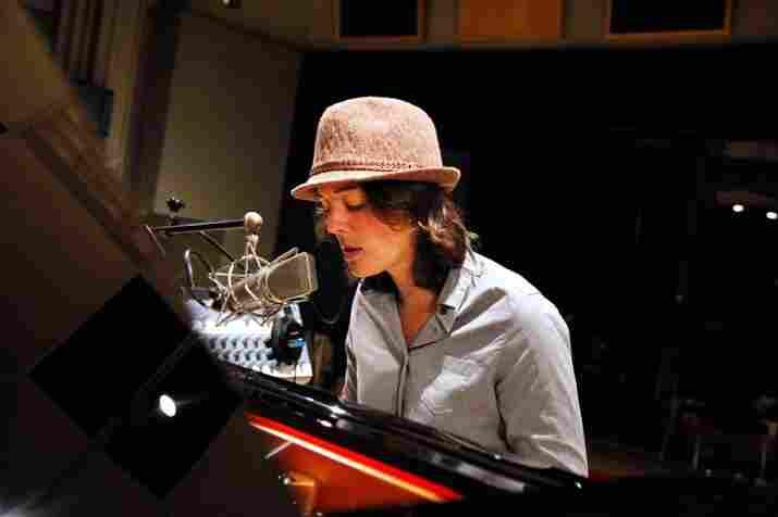 Brandi Carlile performs in NPR's Studio 4A.