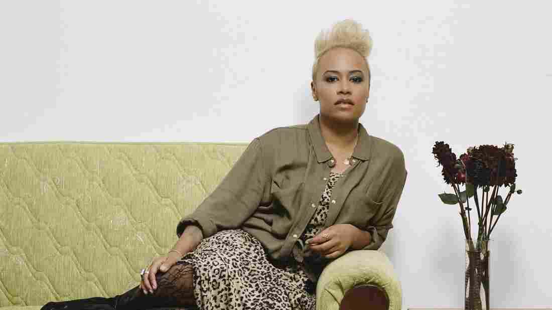 Emeli Sande's new album is Our Version of Events.