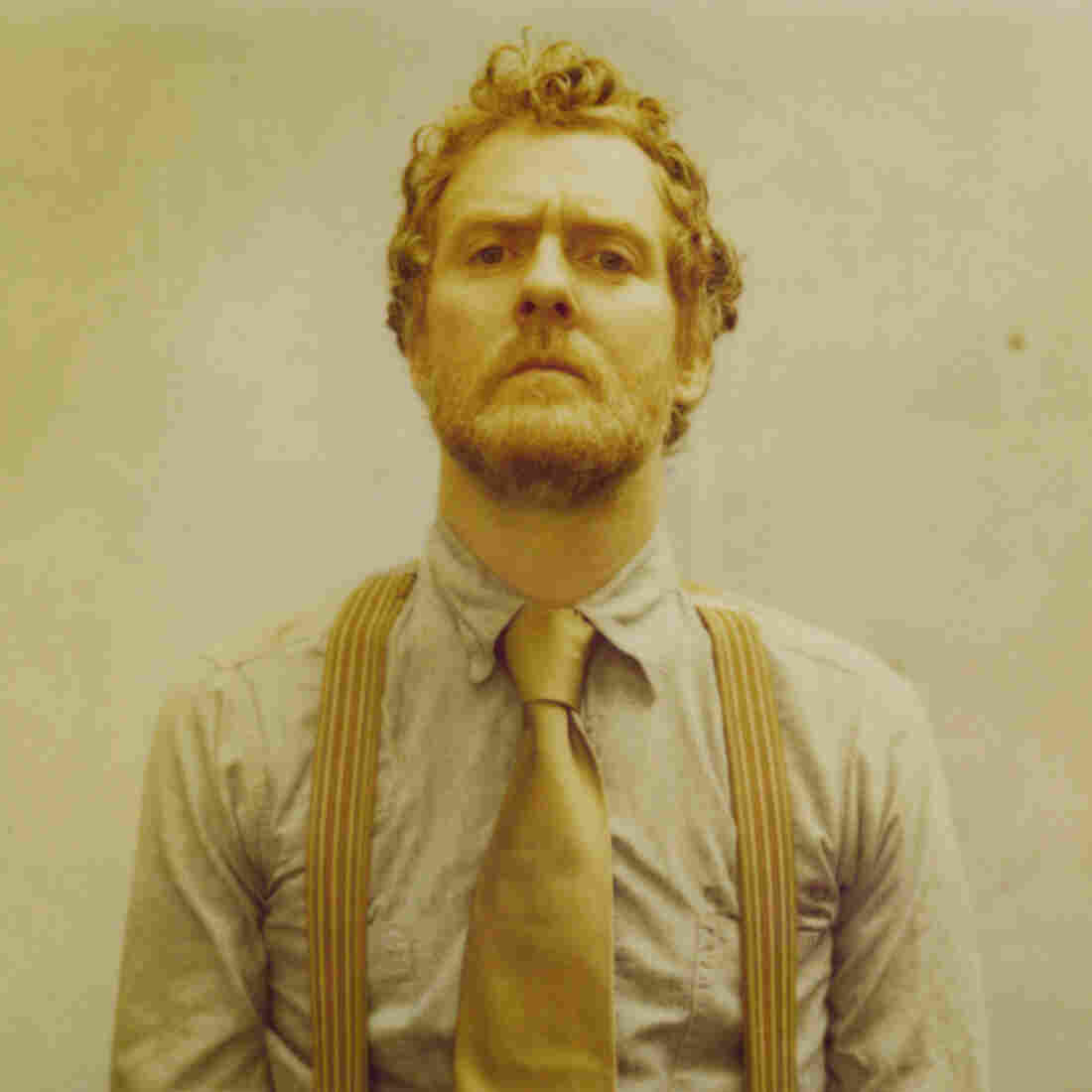 Glen Hansard's new album, Rhythm and Repose, comes out June 19.