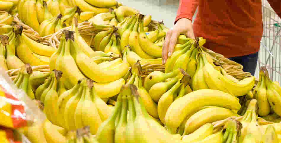 Today, bananas are cheap and ubiquitous in the U.S., but that wasn't always the case. In his new book, The Fish That Ate the Whale, Rich Cohen explains how Sam Zemurray, a young Jewish immigrant, became a major player in the American banana business.