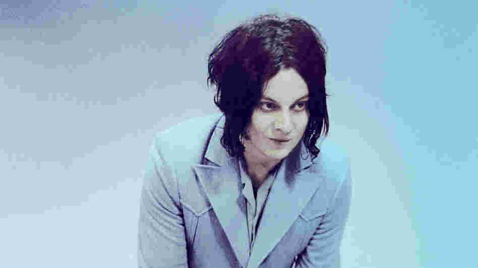 Jack White's new album – his first solo outing after years of collaborations and group efforts – is called Blunderbuss.