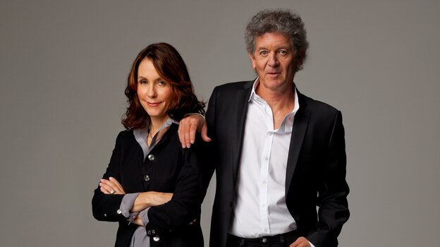 The new album Kin is a collaboration between author Mary Karr and singer-songwriter Rodney Crowell.