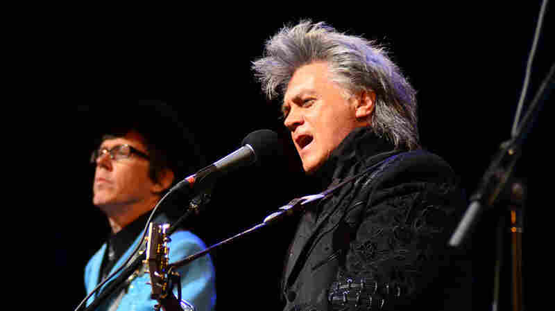 Marty Stuart On Mountain Stage