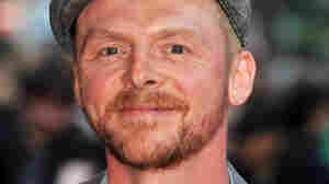 Actor Simon Pegg Plays Not My Job