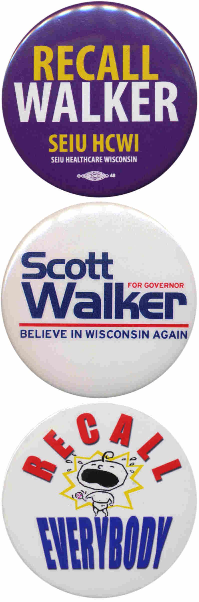 Wisconsin recalls