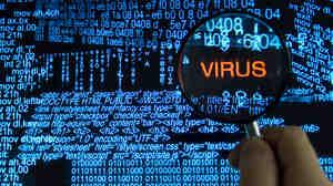 Computer virus.