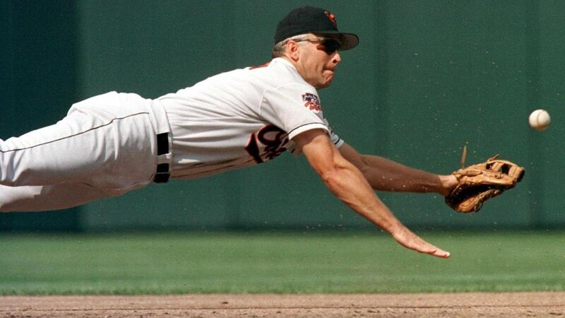 Baseballs Iron Man Cal Ripken Plays Not My Job Npr