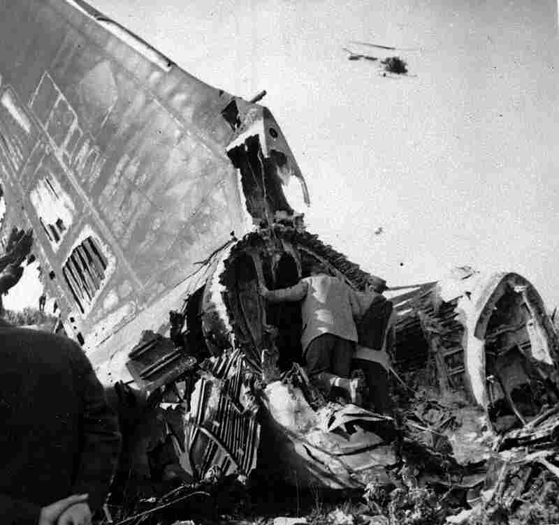 The crash of a chartered Air France flight near Paris on June 3, 1962, took the lives of 122 members of Atlanta's art community.