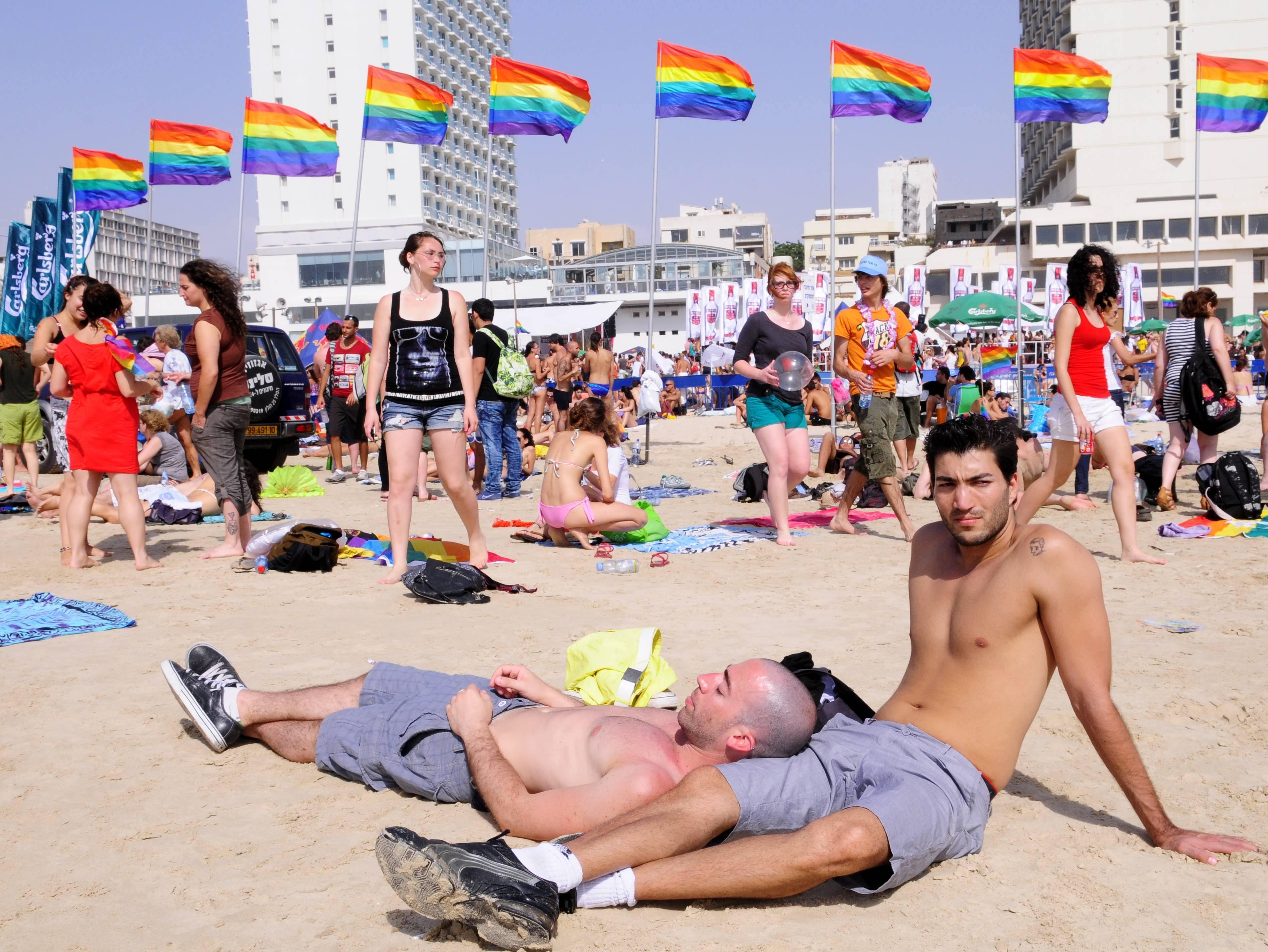 То, что гей израиль случайное совпадение