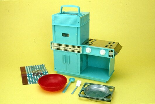 Tiny Ovens For Tots A Kitchen