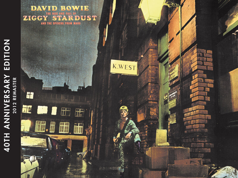 Ziggy Stardust Turns 40 : All Songs Considered : NPR
