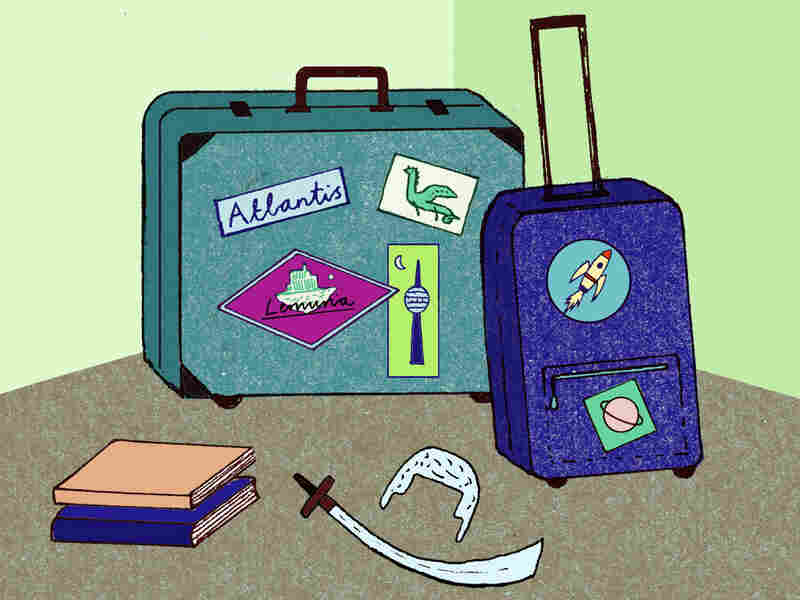 Illustration: Packed Bags