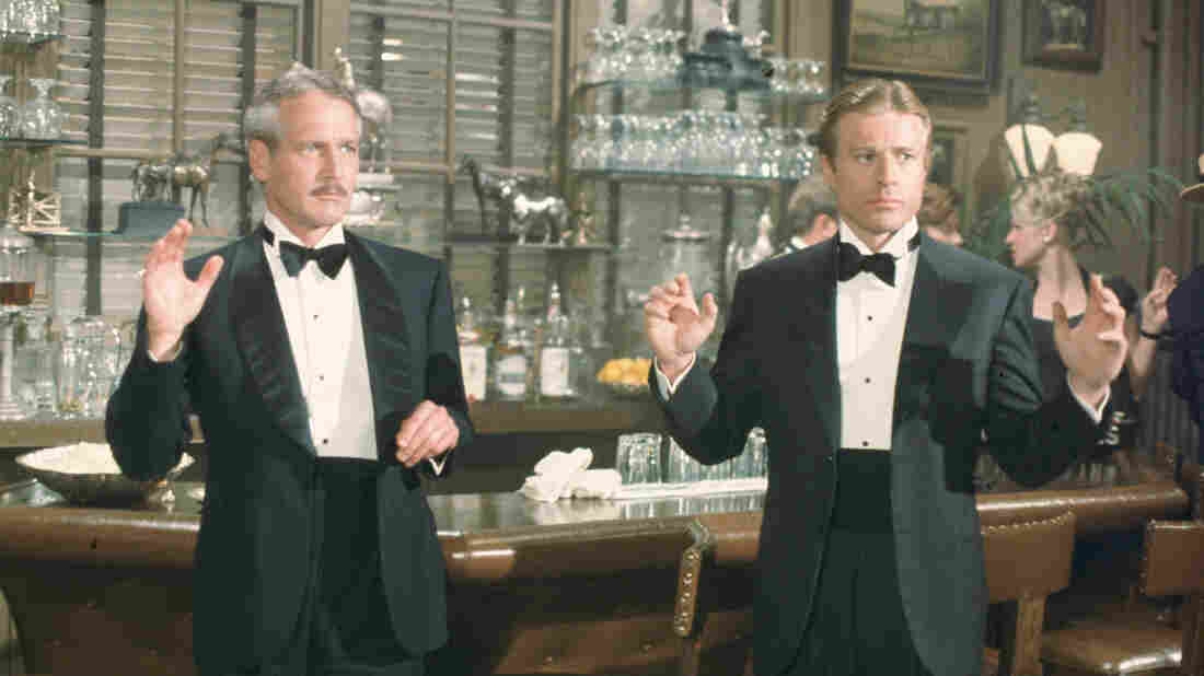 Paul Newman and Robert Redford in The Sting.