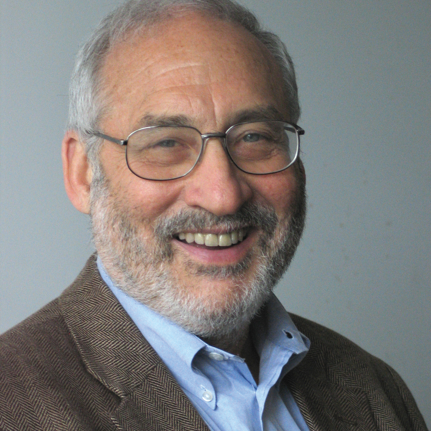 Joseph Stiglitz is a professor at Columbia University. He received the Nobel Prize in economics in 2001.