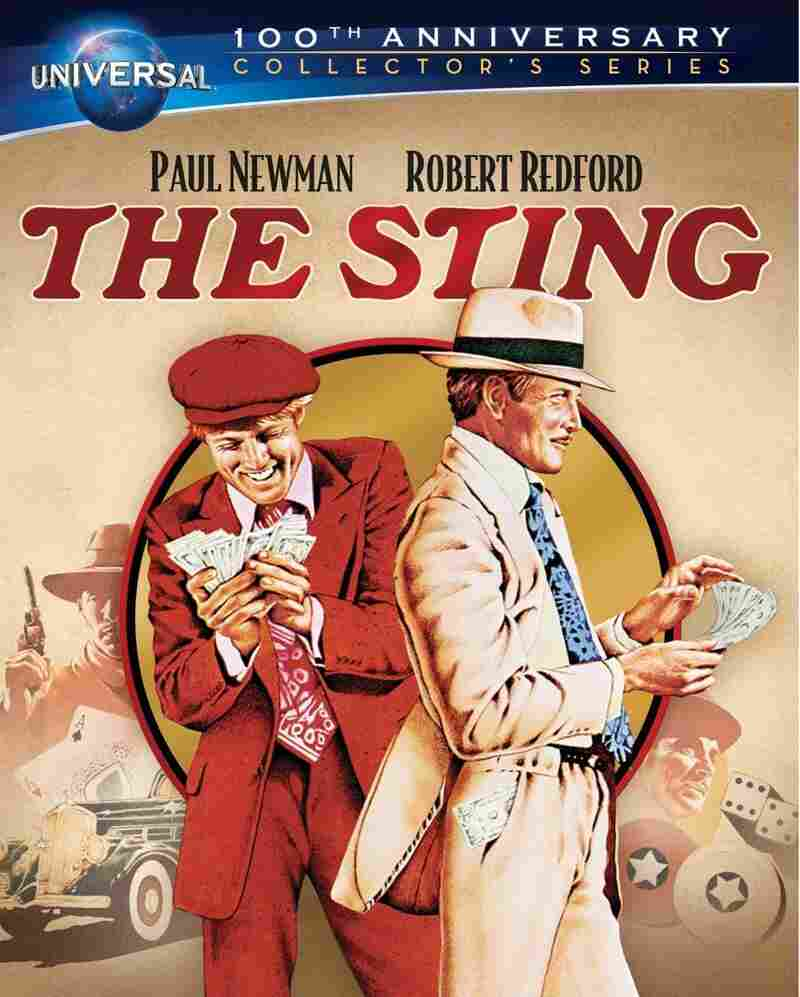 The cover of The Sting.