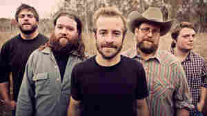 Trampled By Turtles On World Cafe