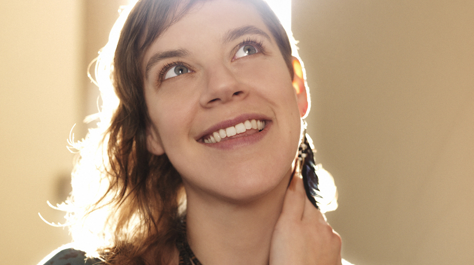 Merrill Garbus is the singer and songwriter behind the band tUnE-yArDs.