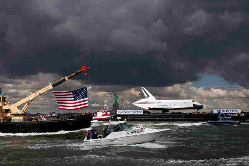 NASA's space shuttle program came to an end in August, 2011, after 30 years of service.